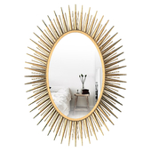 Modern & Contemporary Accent Mirror EYQN1592