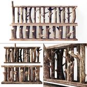 Decor log constructor