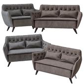 Inter Sofa by Romatti