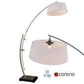 CALOGERO, модель напольного светильника от компании Uttermost, USA.
