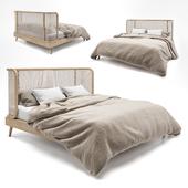 Rattan Bed MB03