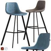 Linea Furniture Abigayle Barstool