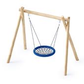 "Swing ""Nest"" Kompan Robinia"