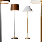 RONNI & VELETTO floor lamp