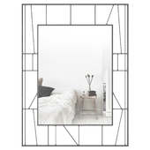 Malinda Modern and Contemporary Accent Mirror W000550812