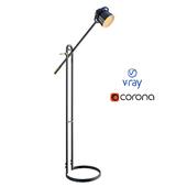 CHISUM, Uttermost, USA floor lamp model.