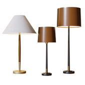 VELETTO medium, large & RONNI table lamp