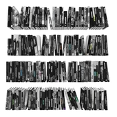Books (150 pieces) 3-3-2-3