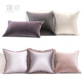 Brabbu pillows set