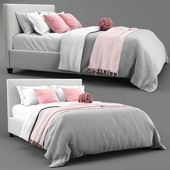 Pottery Barn Raleigh Bed