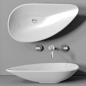 раковина Planit Wing basin & Graff Mod plus faucet