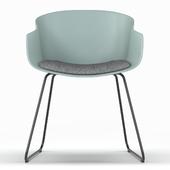 Ondarreta Chair Bai Sled