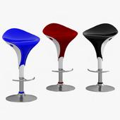 Барный стул поворотный Hoker NR5