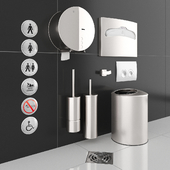 NOFER toiletSETmat # 02