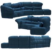 MaxDivani Ever sofa