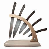 William Henry Studio 5 Piece Set knives
