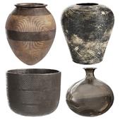 Vases set (v2)