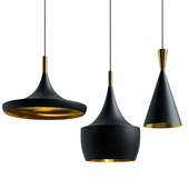 Hanging lamp set