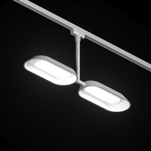 Трековый светодиодный светильник Paulmann URail Dipper 95469