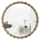 Weintraub Modern and Contemporary Accent Mirror W001387588