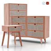 Marte Drawer Collection