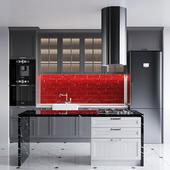 Кухня Вилла от Рими кухни
