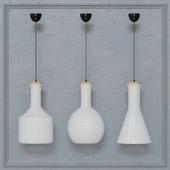 Labware Series chandelier