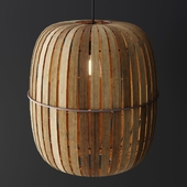 Ay Illuminate Kiwi Wren Bamboo Lamps