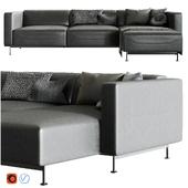 Parma reclining sofa BoConcept 02