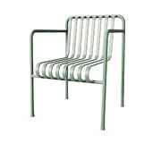 DINING ARMCHAIR / HAY Palissade