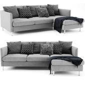 BoConcept Indivi Chaise Longue Sofa