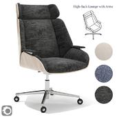 THEO armchair_Kimball