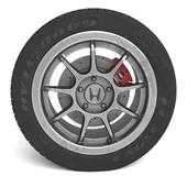 Honda Wheel