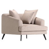 Mylo armchair natural