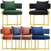 Ana Roque Interiors Isys Small Armchair