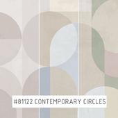 Creativille | Wallpapers | 81122 Contemporary circles