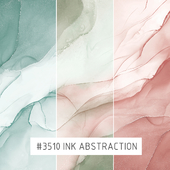 Creativille | Wallpapers | 3510 Ink Abstraction