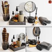 Декоративный набор для ванны_2