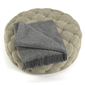 pouf Chester Moon 900