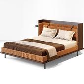 Molteni & C Twelve A.M. Bed