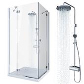 Shower Radaway Almatea \ Ikea  Brogrund