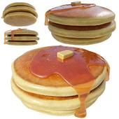 Realistic Pancake
