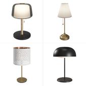 IKEA: Lamps Set 1