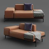 DS-21 sofa by de Sede