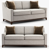 The sofa and chair company - Spencer 2 seat sofa