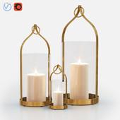 Priya Brass Lanterns V2