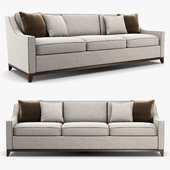 The sofa and chair company - Spencer 3 seat sofa