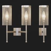 Tigermoth lighting - Stem wall light with chain