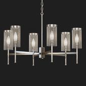 Tigermoth lighting - Stem chandelier with chain