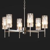 Tigermoth lighting - Stem chandelier with crystal